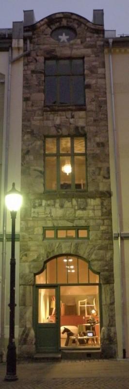 Ålesunds smaleste hus, Kongensgate 10 B